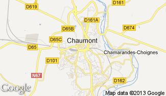 Plan de Chaumont