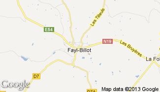 Plan de Fayl-Billot