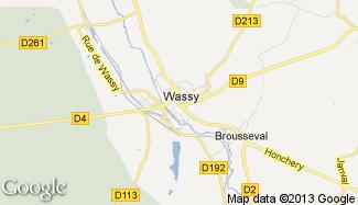 Plan de Wassy