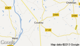 Plan de Coudray