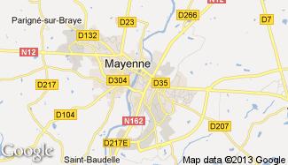 Plan de Mayenne