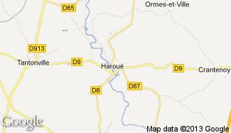 Plan de Haroué