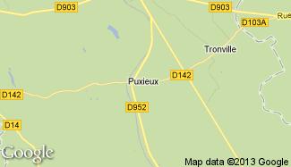 Plan de Puxieux