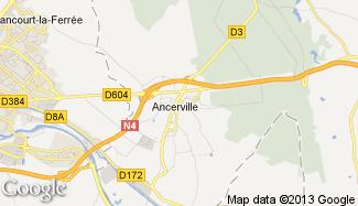 Plan de Ancerville