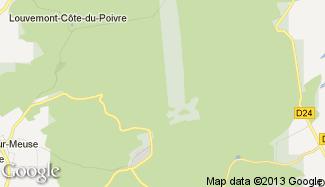 Plan de Douaumont