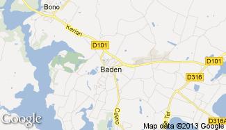 Plan de Baden