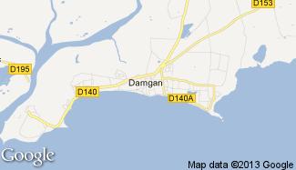 Plan de Damgan