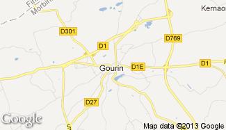 Plan de Gourin