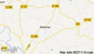 Plan de Missiriac