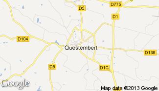 Plan de Questembert