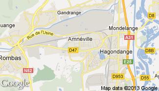 Plan de Amnéville