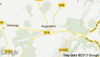 Plan de Angevillers