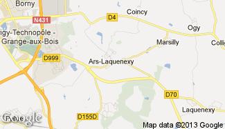 Plan de Ars-Laquenexy