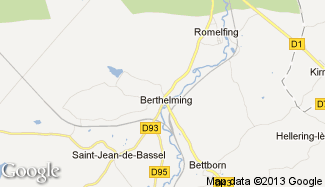 Plan de Berthelming