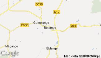 Plan de Bettange