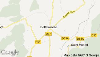 Plan de Bettelainville
