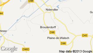 Plan de Brouderdorff
