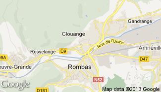 Plan de Clouange