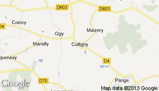 Plan de Colligny
