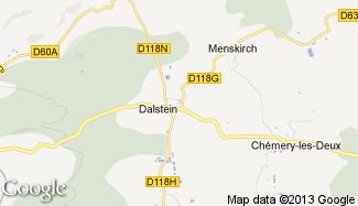 Plan de Dalstein