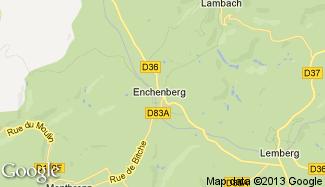 Plan de Enchenberg