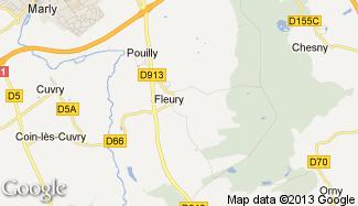 Plan de Fleury