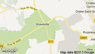 Plan de Gravelotte