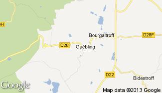 Plan de Guébling