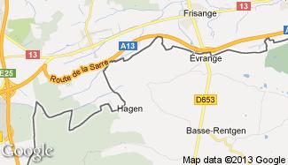 Plan de Hagen
