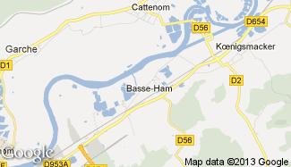 Plan de Basse-Ham