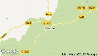 Plan de Hampont