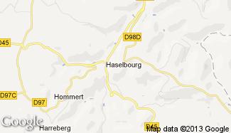 Plan de Haselbourg