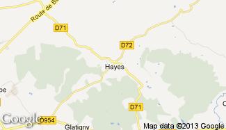 Plan de Hayes