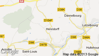 Plan de Henridorff