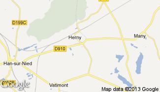 Plan de Herny