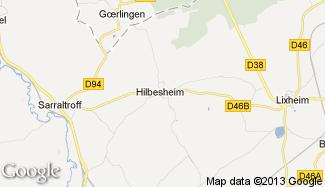 Plan de Hilbesheim