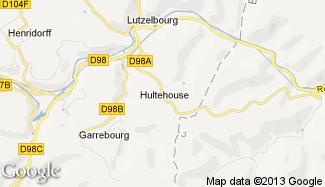 Plan de Hultehouse