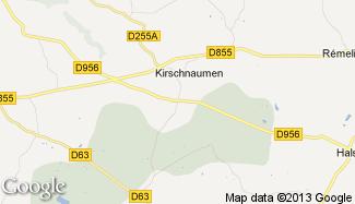 Plan de Kirschnaumen