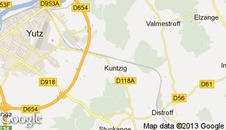 Plan de Kuntzig