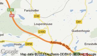 Plan de Loupershouse