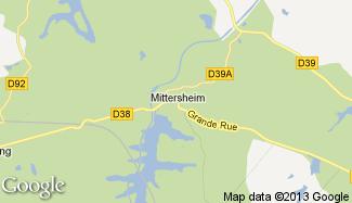 Plan de Mittersheim