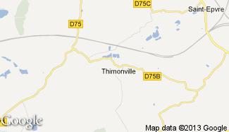 Plan de Thimonville