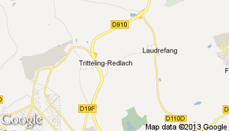 Plan de Tritteling-Redlach