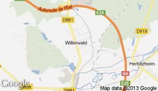Plan de Willerwald