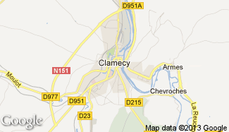 Plan de Clamecy