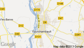 Plan de Fourchambault