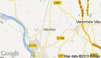 Plan de Garchizy