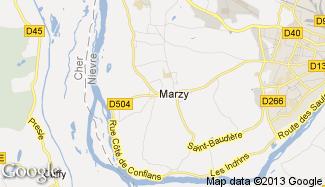 Plan de Marzy