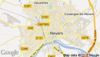 Plan de Nevers