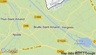 Plan de Bruille-Saint-Amand